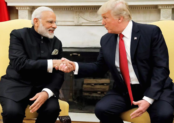 Quadrilateral talks involving India not about containing China, says US