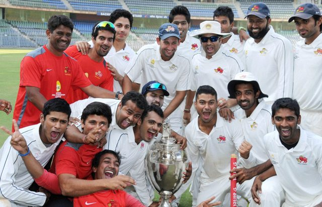 Mumbai set for Ranji milestone