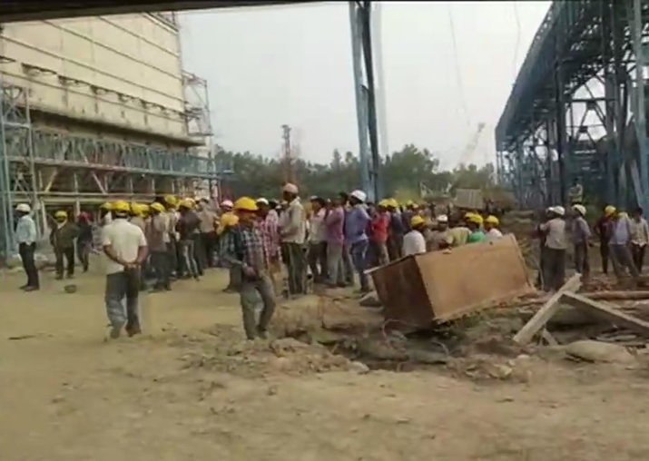 At least four dead over 100 injured in blast at NTPC's