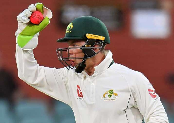 Tim Paine The Ashes