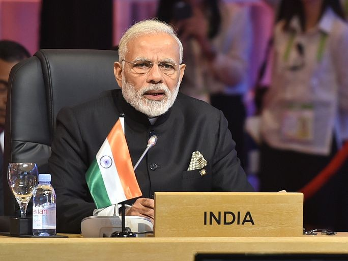 PM Modi for intensifying regional cooperation to deal with terrorism