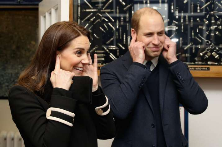 India Tv - Prince William and Kate Middleton
