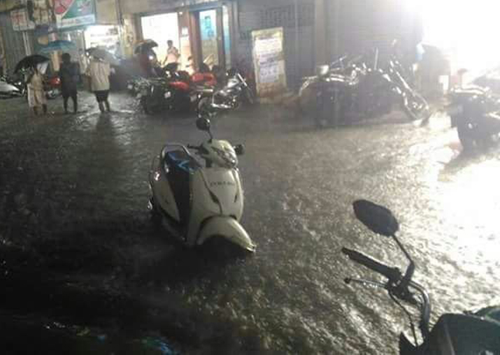Rains resume in Chennai after brief respite; more in store