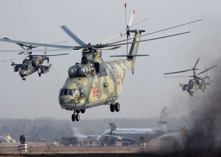 Russia, India to sign contract for overhaul of Mi-26 helicopters