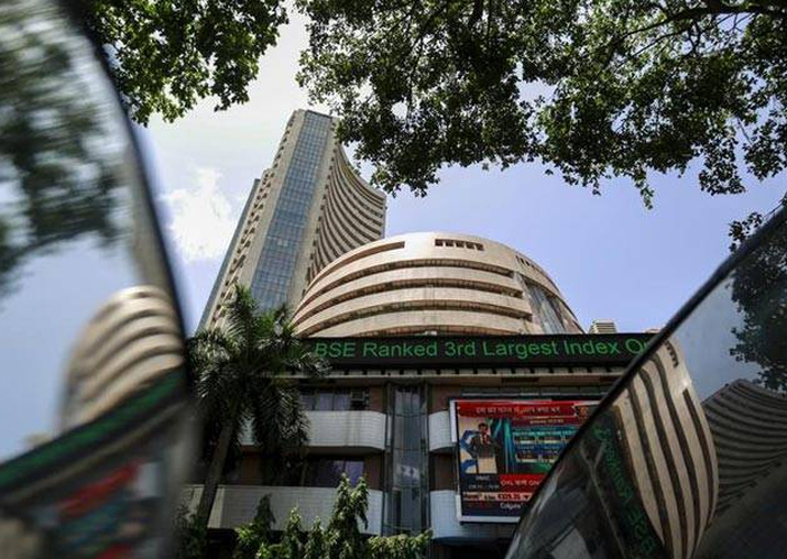 Stocks build on Moody's India upgrade, Sensex up 236 points