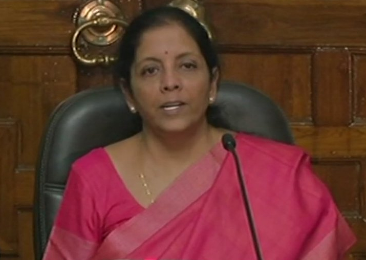 Sitharaman slams Congress, says allegations on Rafale deal shameful