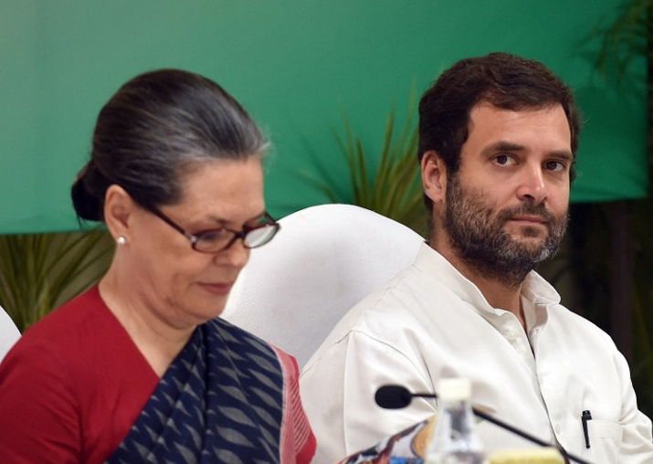National Herald: Sonia, Rahul accuse Subramanian Swamy of