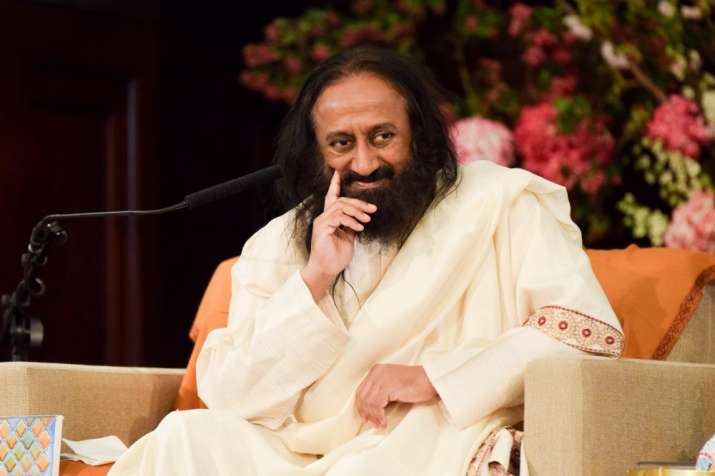 Ayodhya dispute: Sri Sri says solution possible only