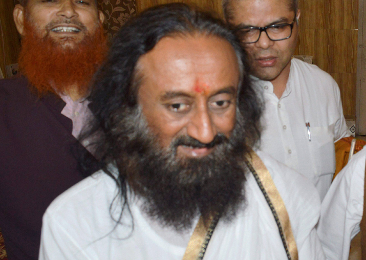 Youth can help resolve Babri Masjid dispute: Sri Sri Ravi Shankar