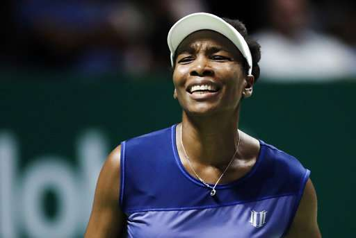 Venus Williams Had $400000 in Goods Stolen From Home During US Open