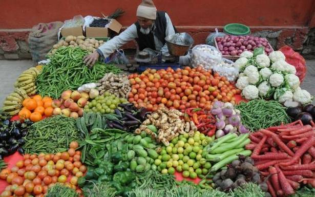 Wholesale inflation in October rises to 6-month high of