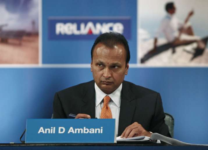 Anil Ambani-controlled Reliance Communications has a total