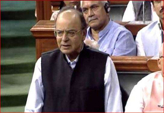 Many causes for slow FY17 growth: FM
