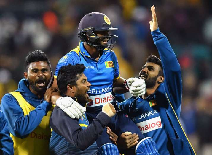 Asela Gunaratne, Nuwan Pradeep return to Sri Lanka squad for India ODIs