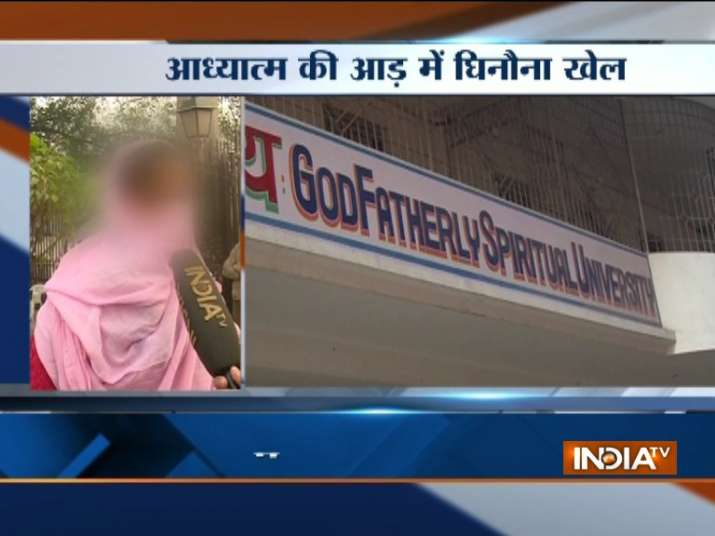 Delhi: 40 girls rescued from self-styled baba's ashram