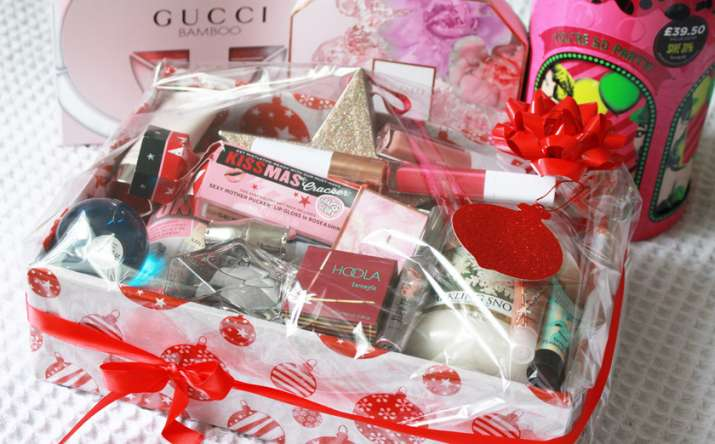 India Tv - Beauty Hampers