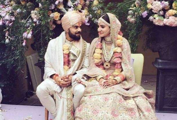 Unpatriotic Virat Kohli earns money in India, marries in Italy: BJP MLA