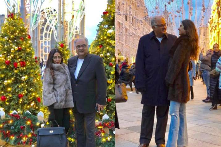Sridevi Takes MOM To Moscow. Pics From Premiere