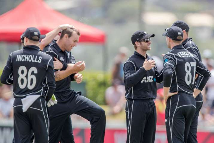 Chris Gayle casts long shadow over New Zealand ODI series