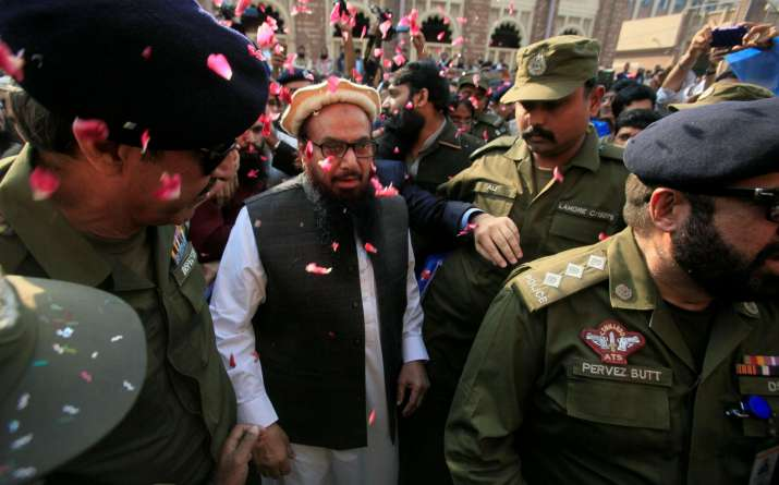 Hafiz Saeed announces to contest coming general elections