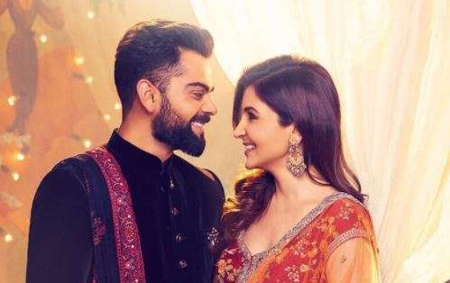 That Virat, Anushka honeymoon picture you saw is from Finland!