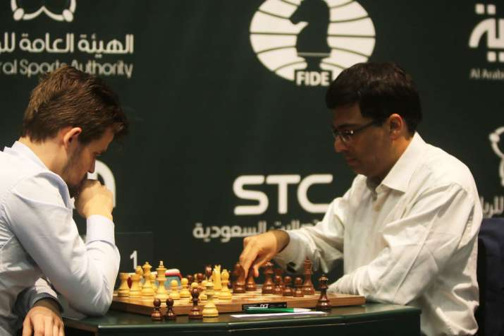 1 to Clinch Gold at 2017 World Rapid Chess Championships