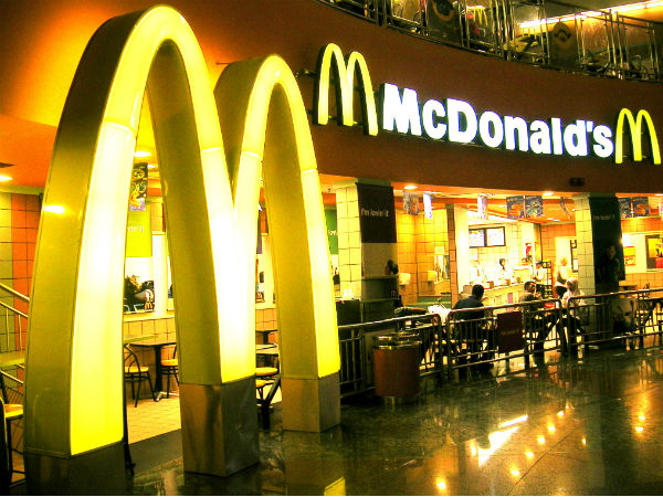 McDonald's Closes 20% of Its Restaurants in India