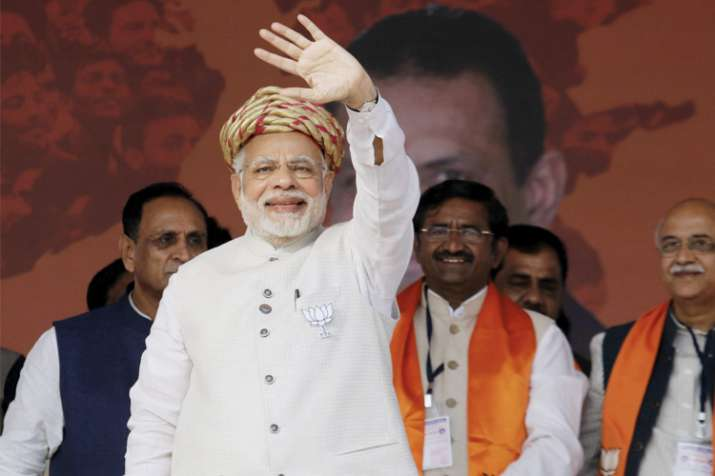 Gujarat polls: Congress learnt 'divide and rule' policy