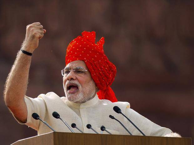 Prime Minister Narendra Modi to address rallies in Gujarat today
