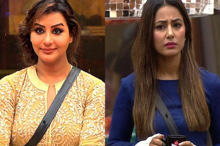 Hina Khan becomes the first contender for