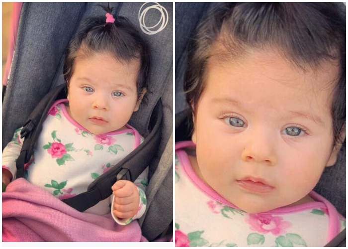 Meet the doppelganger of baby Taimur