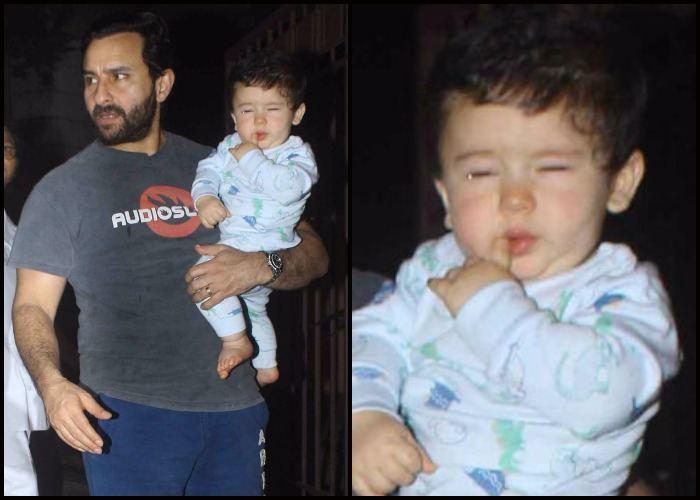 Taimur Ali Khan's early birthday celebrations kick off at Pataudi palace