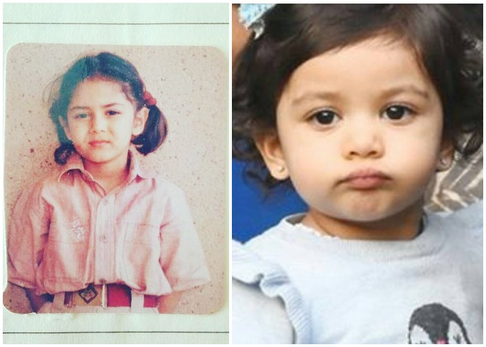 Cutest pictures of Shahid Kapoor and Mira Rajput's adorable daughter Misha