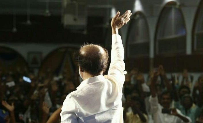 Rajinikanth says entering politics, will contest next TN Assembly elections