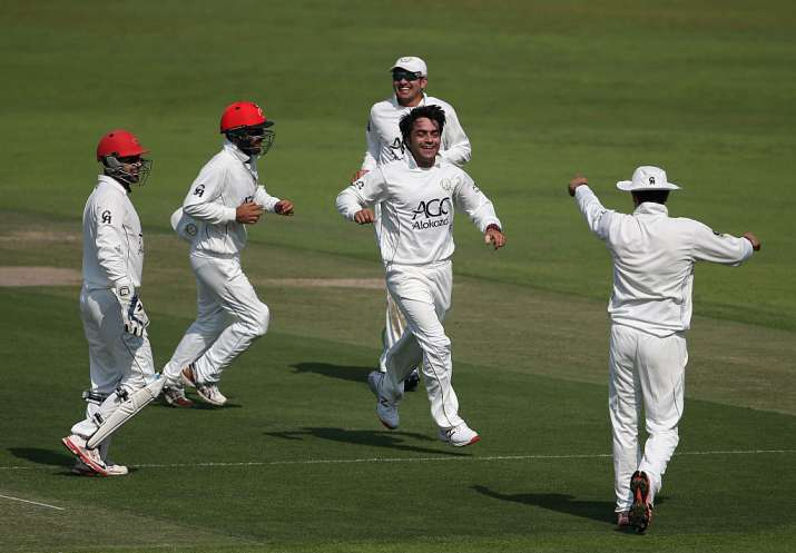 Afghanistan to play its maiden and historic test match with India