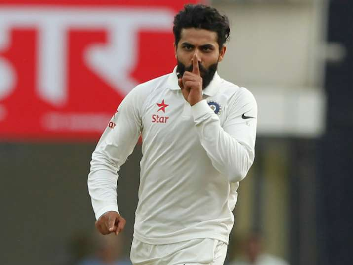 Ravindra Jadeja slams six sixes in an over in SCA T20 tournament