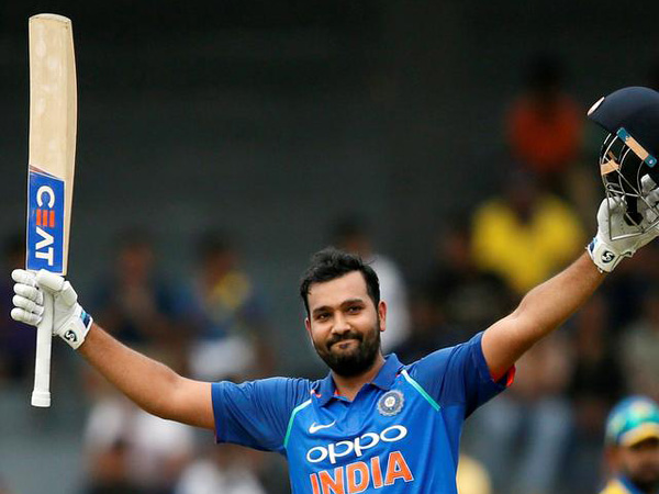 India captain Rohit Sharma (208*) sets world record, also matches Virender Sehwag