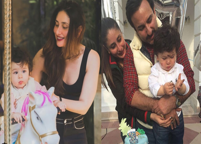 Taimur Ali Khan's birthday gift is a forest!