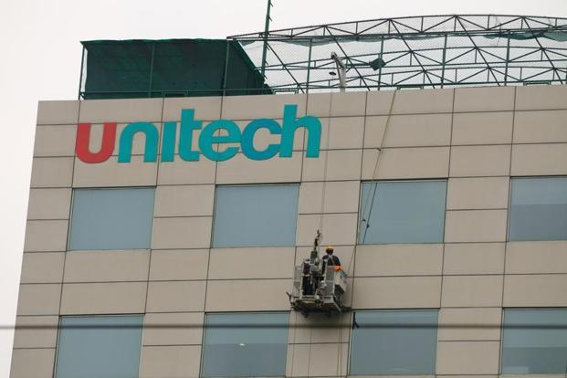 Unitech falls 11% as Supreme Court stays NCLT Order
