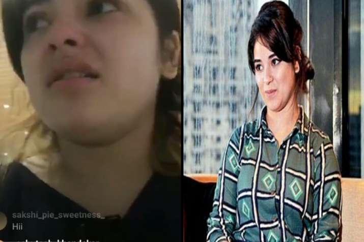 'Zaira Wasim' became the victim of sexual harassment in a flight
