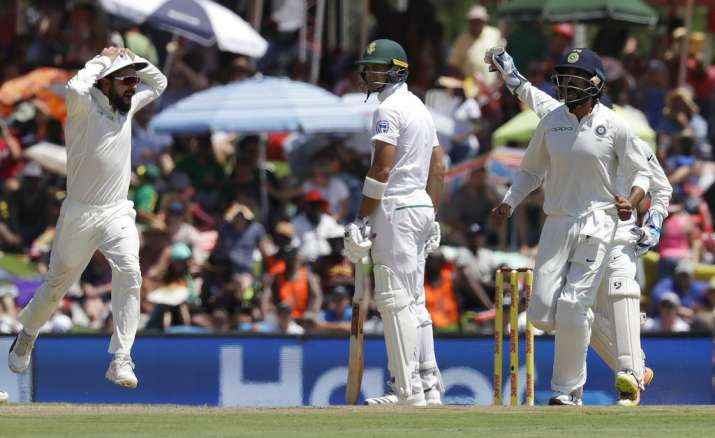 Kohli masterful but South Africa lead by 28