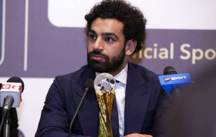 Mohamed Salah on the lips of every Liverpool fan