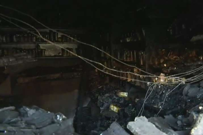 Fire broke out at Bengaluru's Kailash Bar and Restaurant
