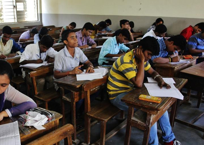 Students expressed concern over no or little gap in board exam dates