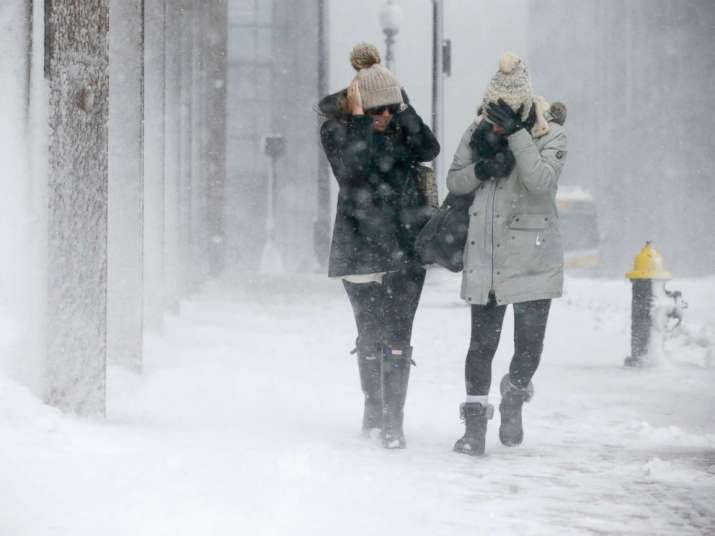 'Bomb cyclone' to bring subzero temperatures, fierce winds to Boston area