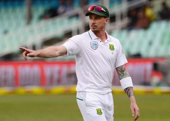 Steyn out of rest of 1st test and likely series vs