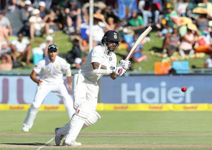 Africa for 258; need 287 to clinch second Test