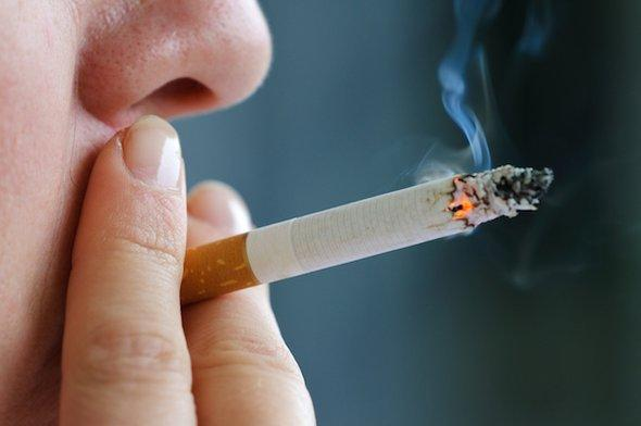 Smoking one cigarette can make two-thirds population addict