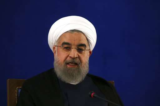 Iran dismisses USA  pressure to renegotiate nuclear deal