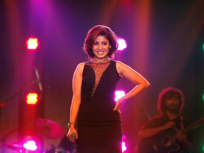 Singer Sunidhi Chauhan and husband Hitesh Sonik blessed with baby boy